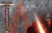 Wie erstelle ich ein Lichtschwert - Kylo Ren