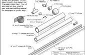 Geformtem HAMP / halbautomatische Schrotflinte Marshmallow