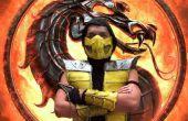 """Wie erstelle ich ein Mortal Kombat: """"Scorpion""""-Kostüm"""