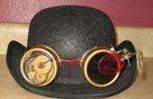 Leder & Cogs - Steampunk Brille!