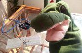 Niedlichen Kinder Spielzeug, das mit Arduino und Einheit spricht :)