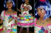 Katy Perry-Cupcake-Kostüm