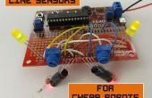 Sensoren für billige Roboter Linie