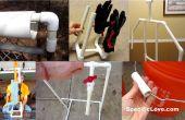 10 Life Hacks mit PVC #8