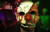 Wie erstelle ich eine Halloweenmaske mit Apoxie Sculpt