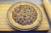 Wie erstelle ich Pecan Pie ohne Maissirup (Karo)