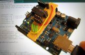 ATtiny Programmierung Schild für Arduino