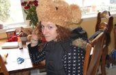 Machen Sie einen einzigartigen Hut aus einem Stofftier