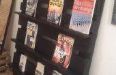 DIY Zeitung/Buch-Ständer aus der Palette