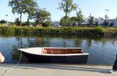 Ihr eigenes Boot von Grund auf neu gebaut