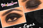 Gewusst wie: Smokey Augen Make-up Tutorial zu tun