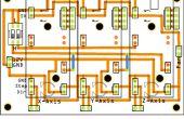 3-Achsen-EasyDriver PCB
