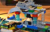 Ein Raspberry Pi Kamera Basiertes Mikroskop aus LEGO Unfallhilfe