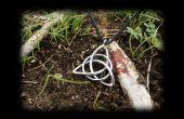Keltische Knoten Anhänger