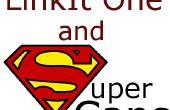 LinkIt One und Super Caps