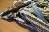 Machen Sie das Beste aus Ihrem DIY Laguiole-Kit