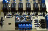 Arduino passiver Vorverstärker mit Fernbedienung, Dämpfungsglied und Channel Selector