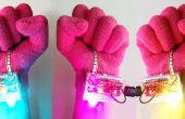 Haptika befähigen Handschuh