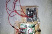 Sms senden, wenn Rauch erkannt wird (Arduino + GSM SIM900A