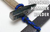 Paracord Hammer Halter