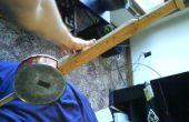 Eine Keksdose Banjo in 14 Stufen oder weniger