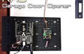 Arduino RFID Garagentorantrieb