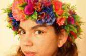 DIY-Blume Stirnbänder