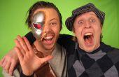 BFX bauen planen Kano Metall Gesichtsmaske