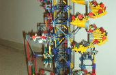 Freifall k ' NEX Ballmaschine-Projekt