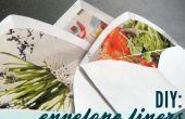 DIY: Umschlag-Liner