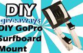 DIY-GoPro Surfboard Halterung für unter $10!!!