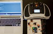 Steuern der Servos mit Arduino und RC Empfänger/Transmiter
