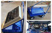 Off-Grid Solar Kombi