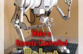Ein RC Roboter für einen Film zu machen