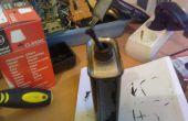 Improvisierter Öllampe 0,1 V