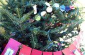 TUTORIAL: Advent Kalender Weihnachtsbaum Girlande