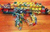 Verstärkte doppelte Schraube lang-poligen Gewehr