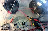 Arduino-Laser-Show mit vollen XY Control