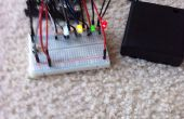 Tragbare LED-Spiel