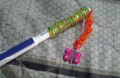 Wie erstelle ich einen Gummiband Bleistift Grip mit kein Webstuhl... (Neuer Stil)