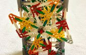 K ' NEX Windmühle