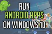 Android Apps auf Windows 10 laufen