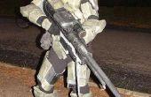 Karton/Fiberglas Halo 3 Master Chief Kostüm inspiriert