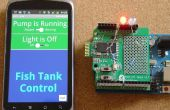 Code-Generator für benutzerdefinierte Menüs Android/Arduino Arduino Ausgänge ein- oder auszuschalten. Andriod/Arduino für Anfänger. Absolut keine Programmierung erforderlich