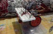 Arduino Licht gesteuert Bot
