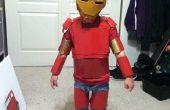 Iron Man Rüstung für meinen kleinen Bruder