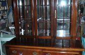 Gewusst wie: eine alte China Stall renovieren