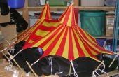 Zirkus Zelt Bühne