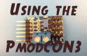ChipKIT Produkte der PmodCON3 mit