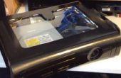 Xbox 360 Slim & regelmäßige Flüssigkeitskühlung
